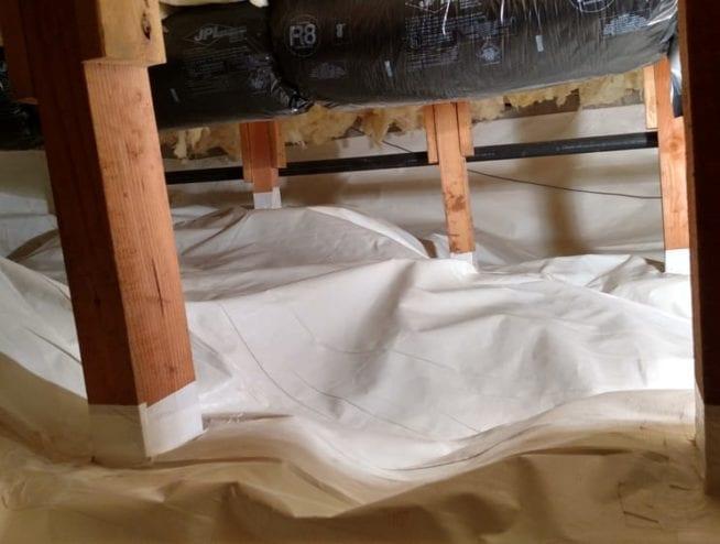 Waterproofing Crawl Space | Dr. Crawlspace